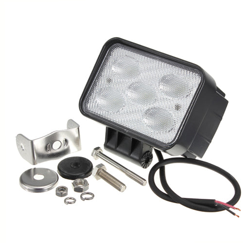 Spot work Lamp Light Flood Beam For Trailer Off Road Boat Truck 4x4