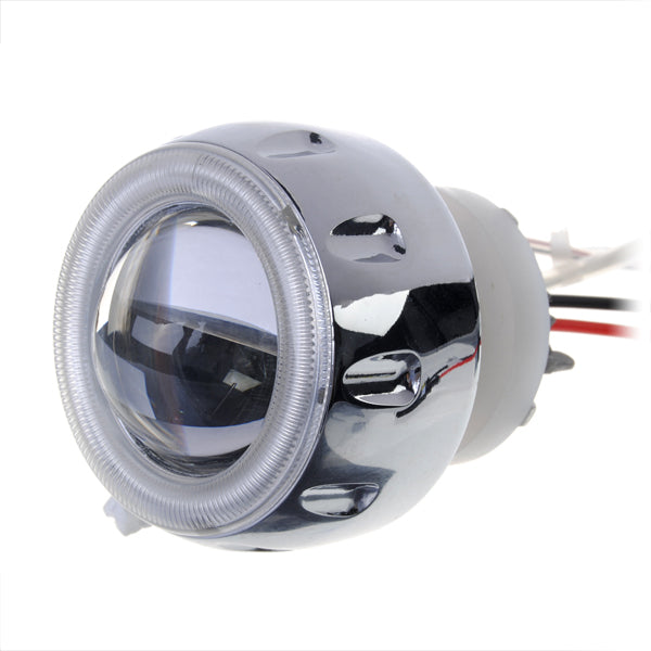 3000LM Motorcycle Angel Eye Lens HID Xenon Headlight Kit