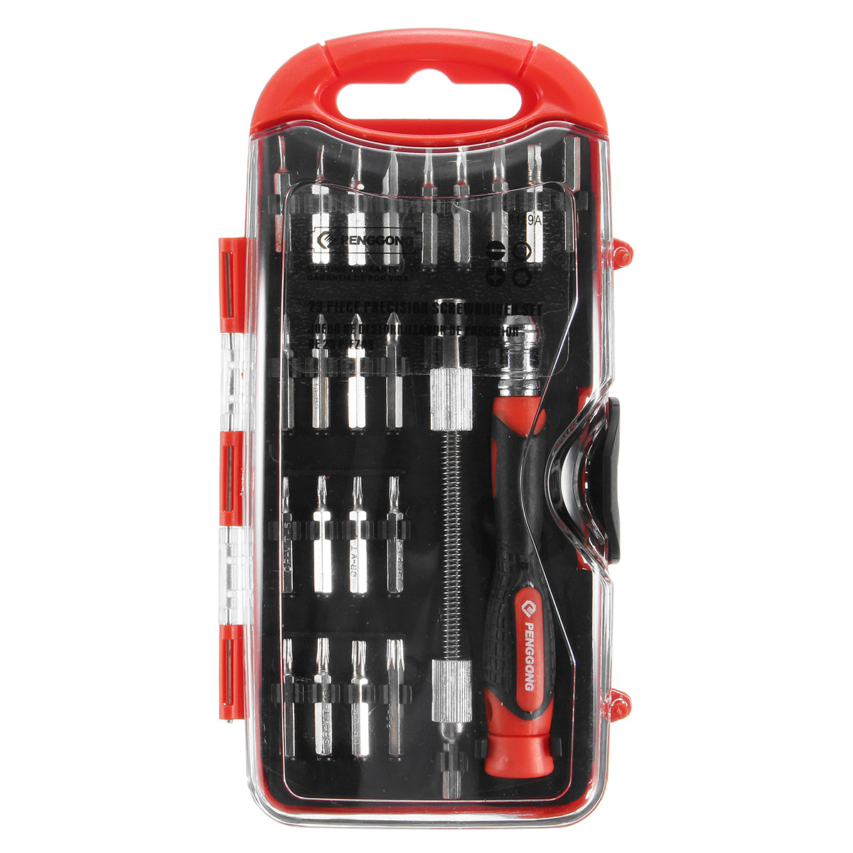 Screwdriver 8119A 23pcs Multifunction Telescopic Socket Screwdriver Set Screwdriver Bits With Box