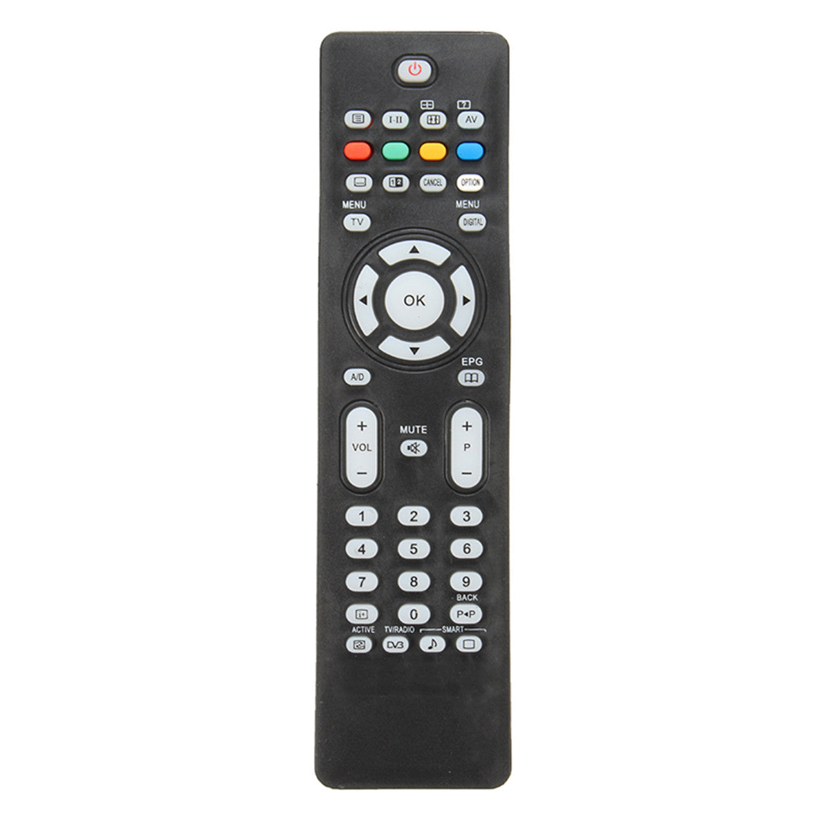 Philips TV Replacement Remote Control RC2034301/01 For Philips TV RC2034301/01