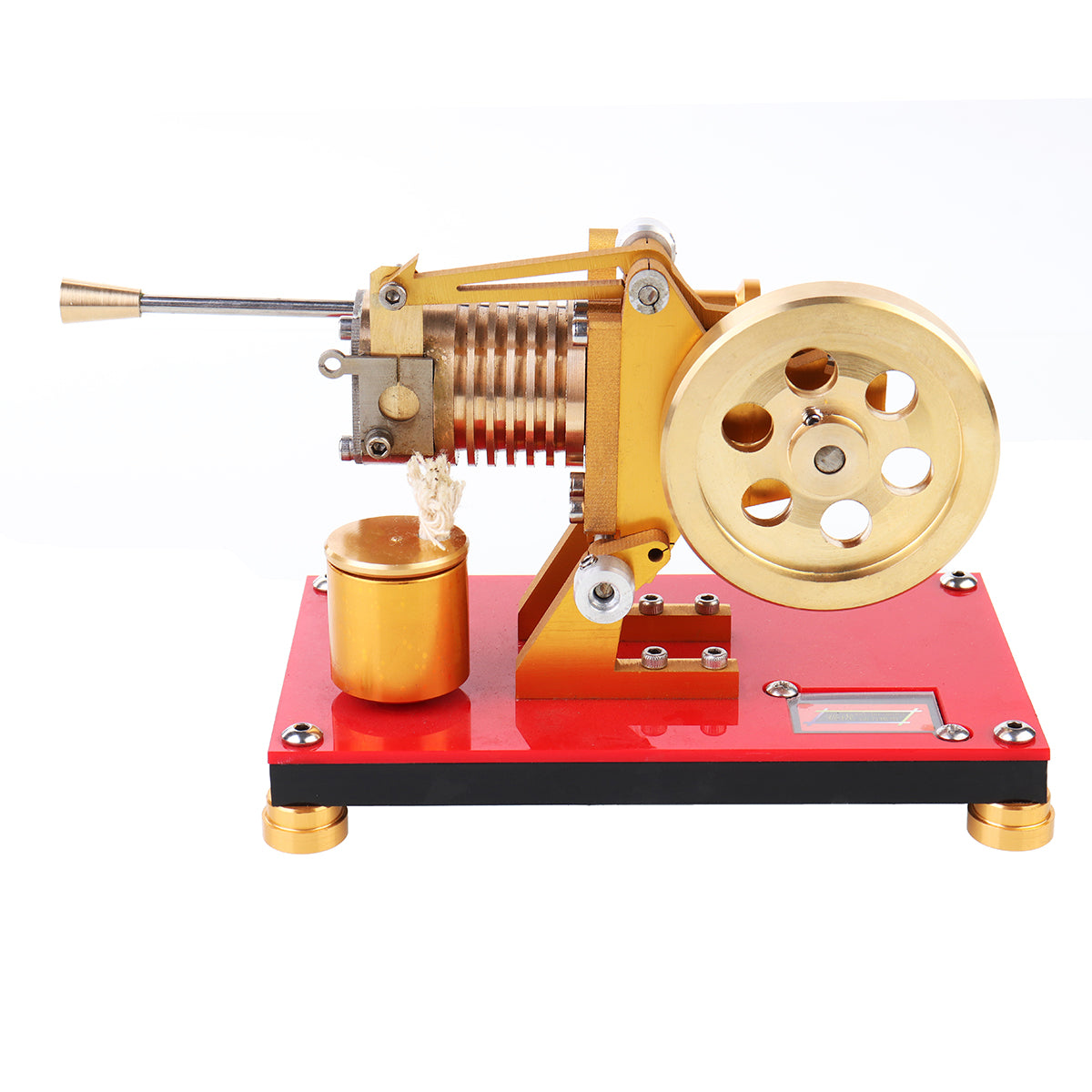 Flame Licker Flame Eater Flame Gulper Stirling Engine Motor
