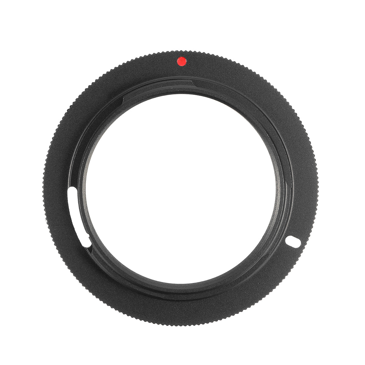 Black M42 Lens to PK Pentax Adapter Ring For Pentax KM K-M K-7 K-X K2000 K20D