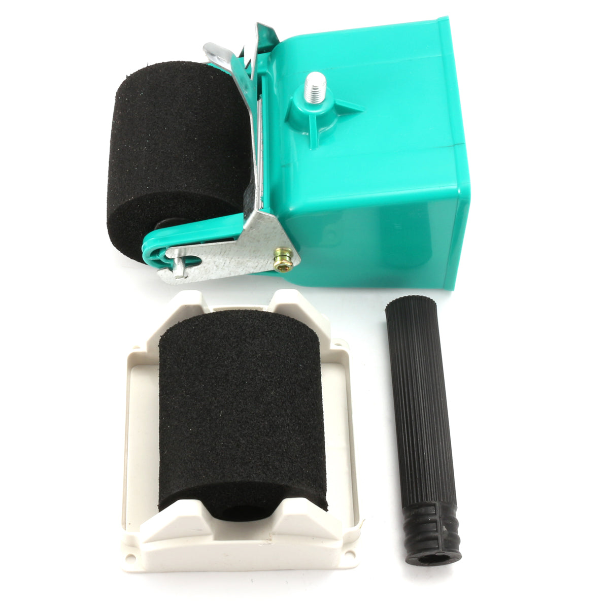 3 Inch Portable Glue Applicator Professional Woodworking Coated Glue Roller