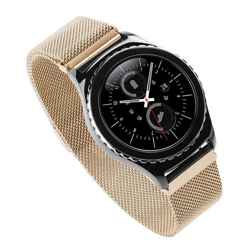 Samsung Galaxy 20mm Stainless Steel Watch Band For Samsung Galaxy Gear S2 Classic