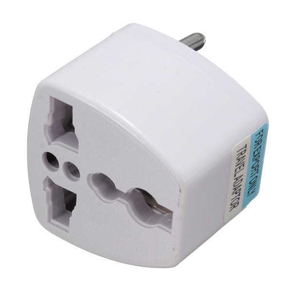 Universal US/UK/AU To EU AC Power Adapter 2 Pins Travel Converter Adapter Charger Plug