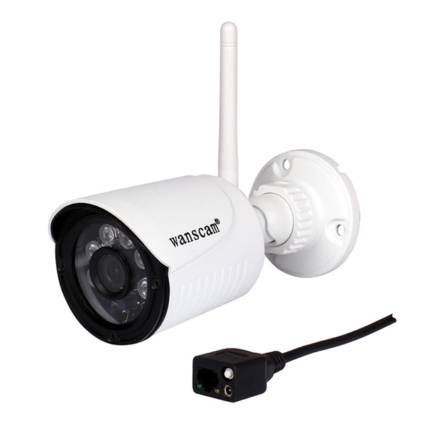 Wanscam HW0022 1080P WiFi IP Camera Wireless CCTV 2MP Outdoor Waterproof Security Camera Support 128G TF Card