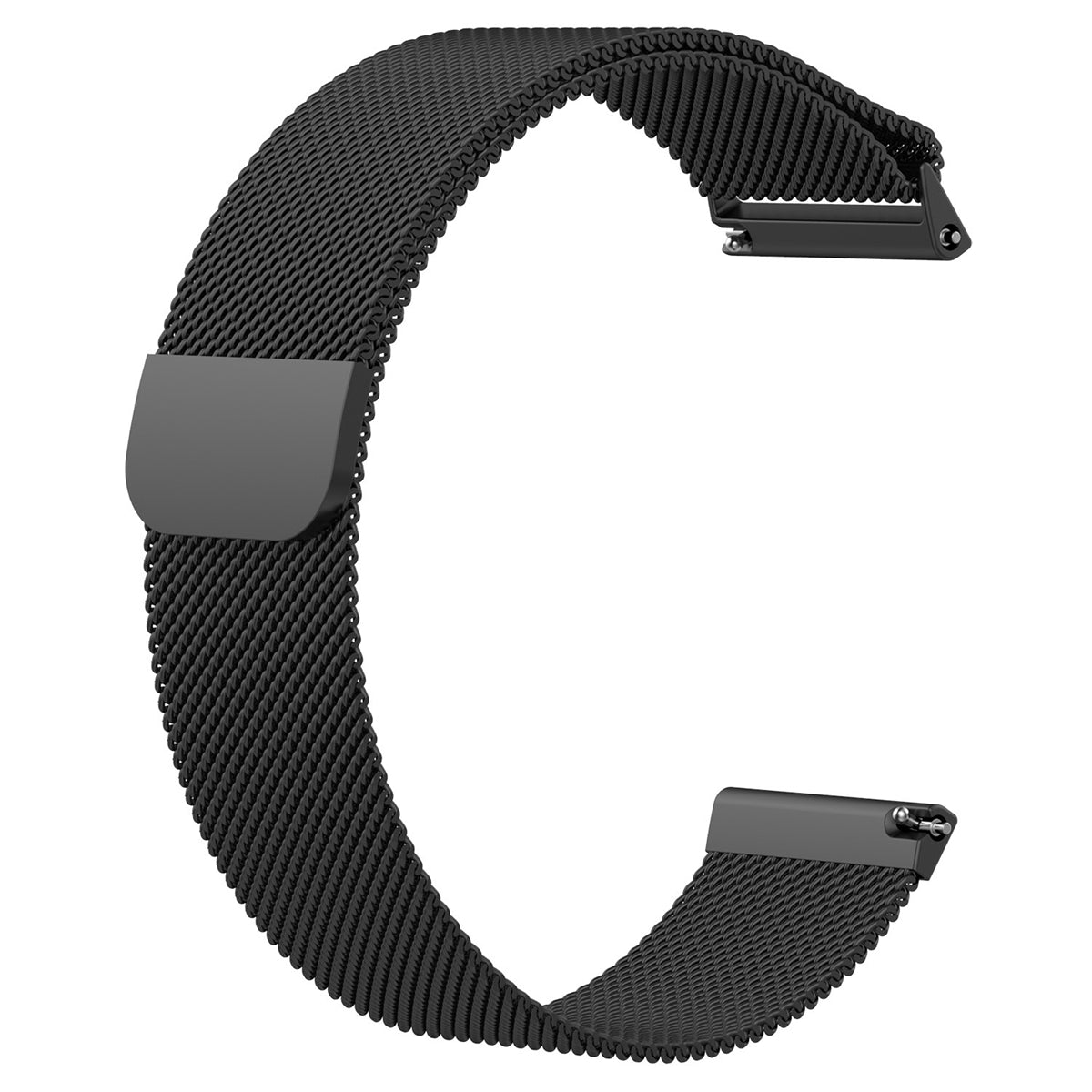 Bakeey 20mm Replacement Stainless Steel Wrist Watch Band Strap for Fitbit Versa