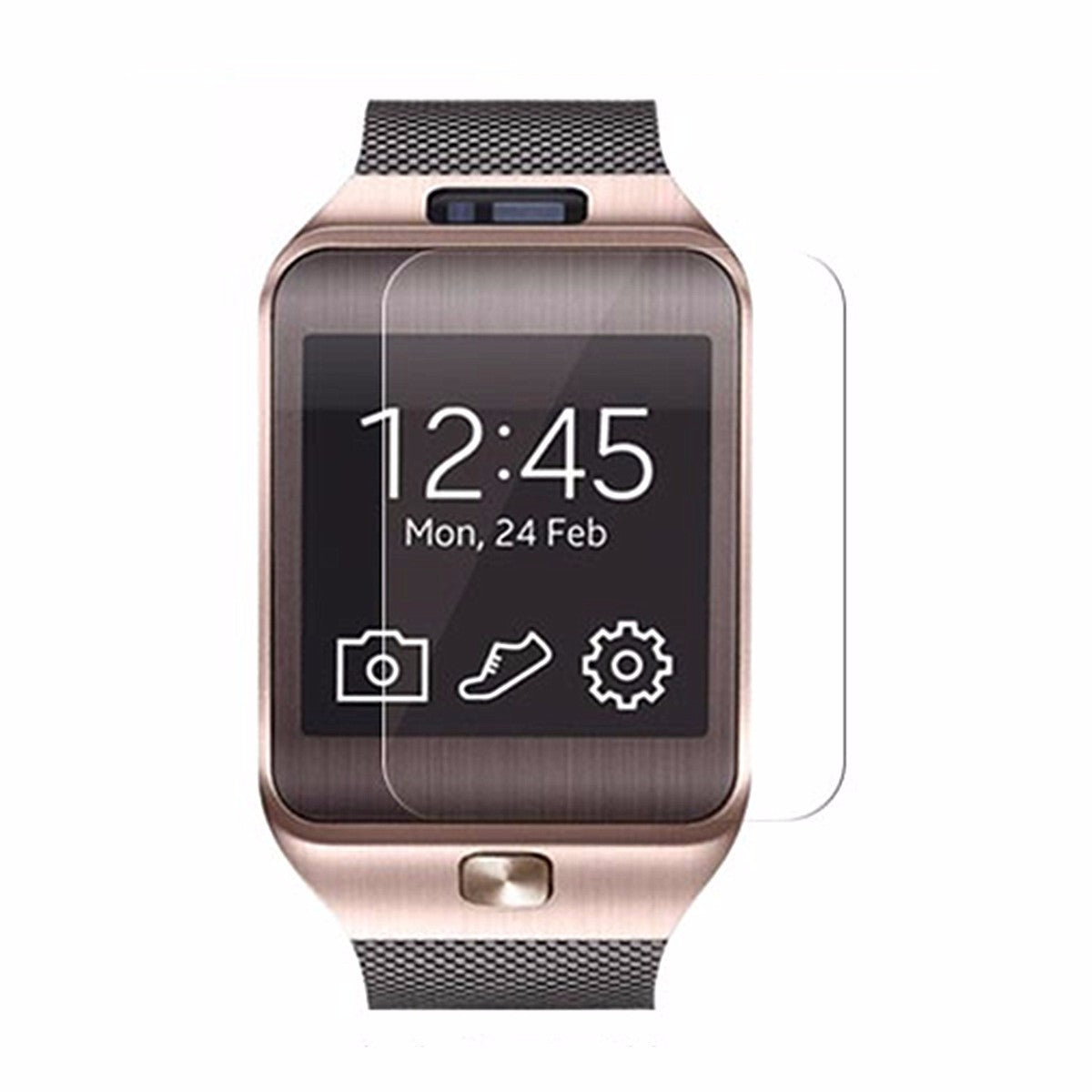 Galaxy Gear 6X HD Clear Screen Protector Shield Saver Film For Samsung Galaxy Gear 2 SM-R380