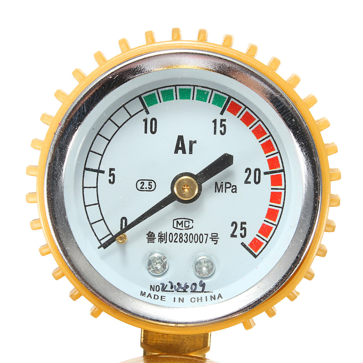 Argon CO2 Gas Mig Tig Flow Meter Regulator Welding Weld Gauge