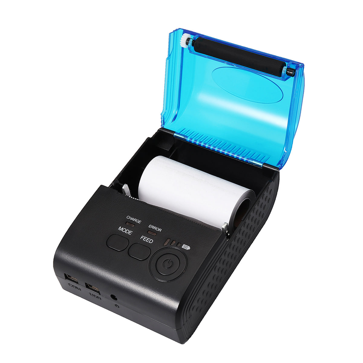 58mm Bluetooth USB Thermal Receipt Printer POS Receipt Ticket Cash Drawer Retail Printer