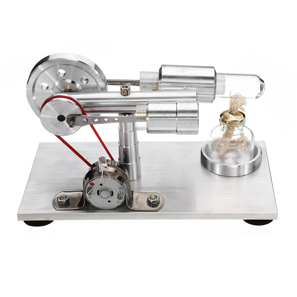 Stirling Engine Model Motor Gift STEM Science Physical Laboratory Toy