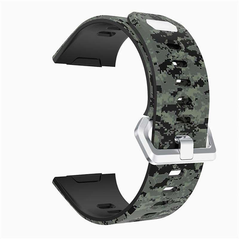 Fitbit Ionic Camouflage Smart Watch Replacement Strap Sports Bracelet Band Belt For Fitbit Ionic