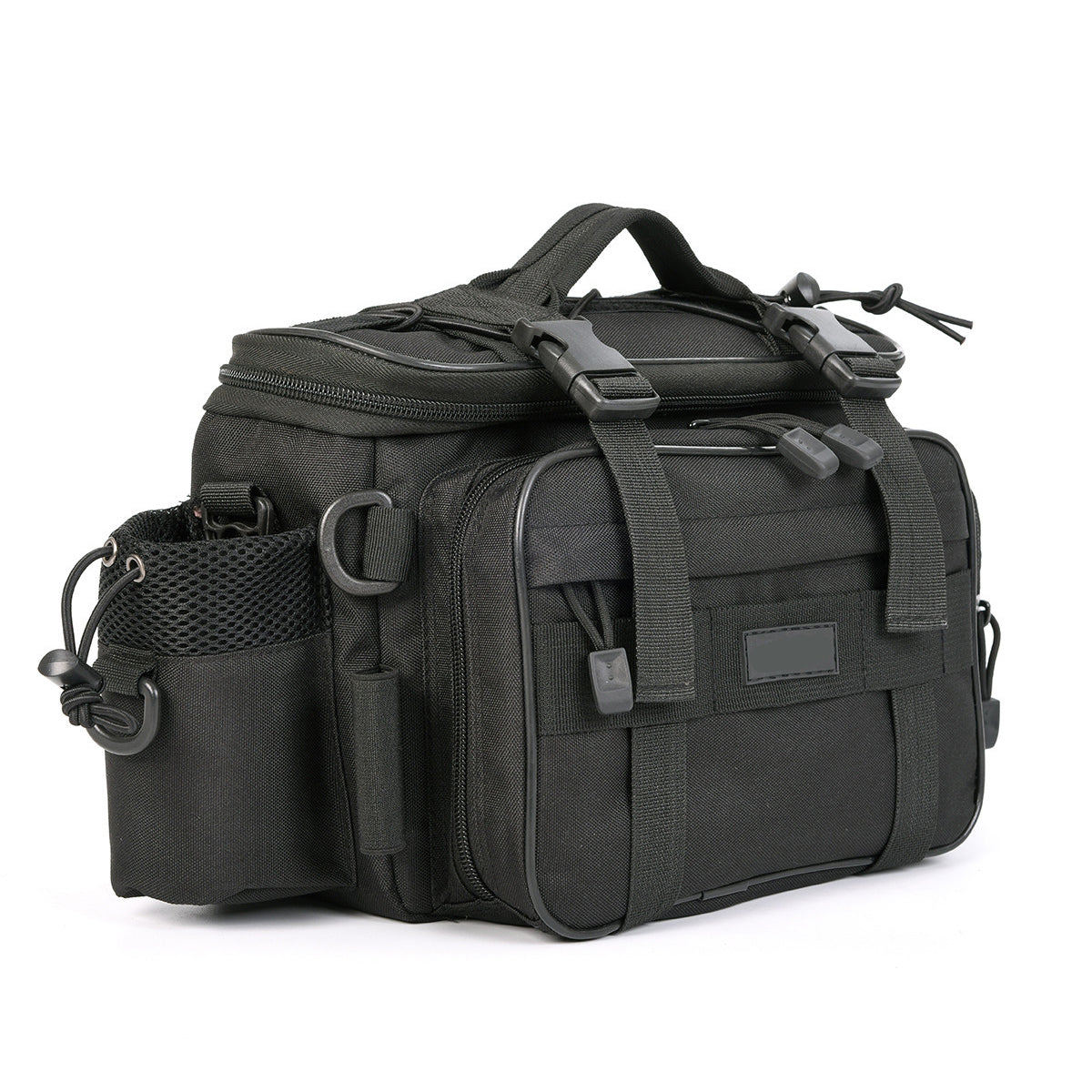 Water Resistant Outdoor Photography Tackle Bag Waist Shoulder LurePack