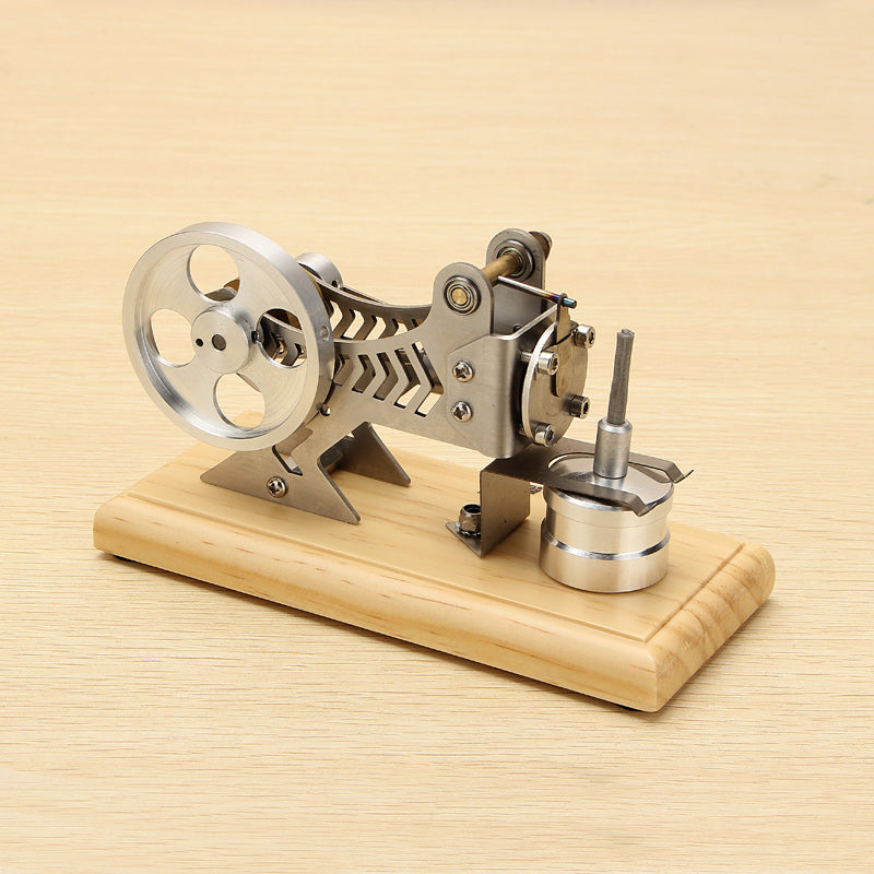 Stirling Engine Model Vacuum Motor Model Kit