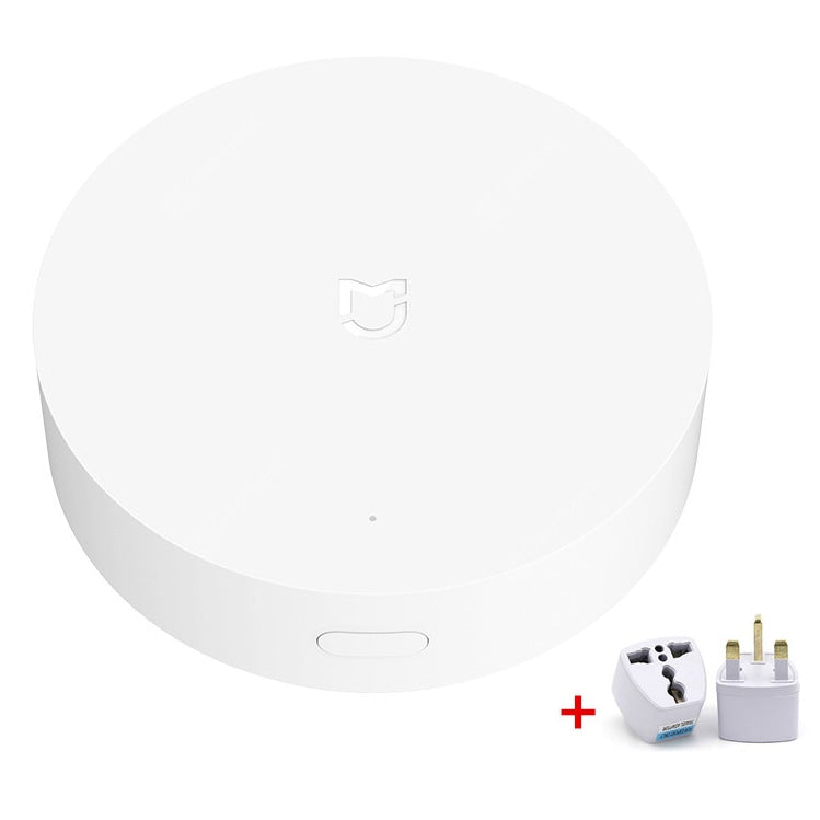 Multimode Smart Home Gateway ZigBee WIFI Bluetooth Mesh Hub Work With Mijia APP Apple Homekit Intelligent Home Hub