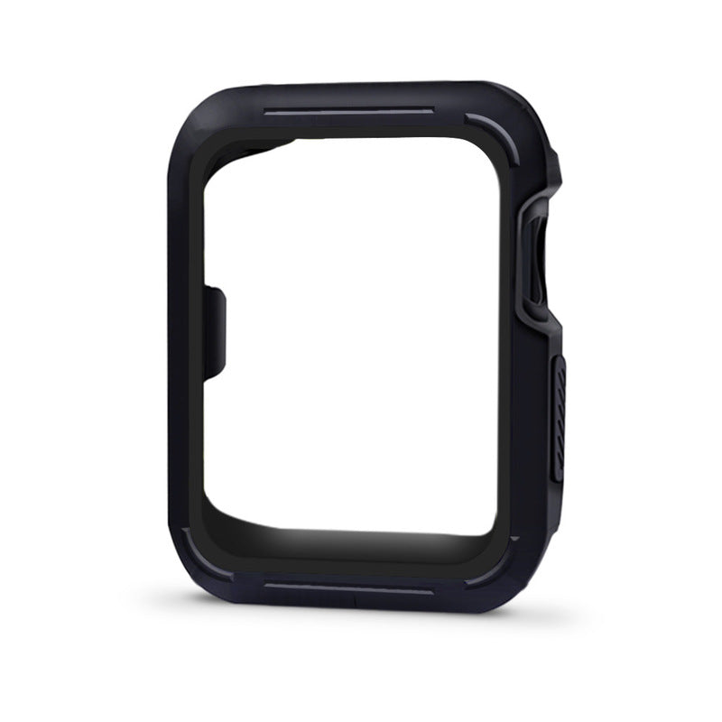 Apple iWatch 4 Protective Case Watch Cover Shell Screen Protector For Apple iWatch 4