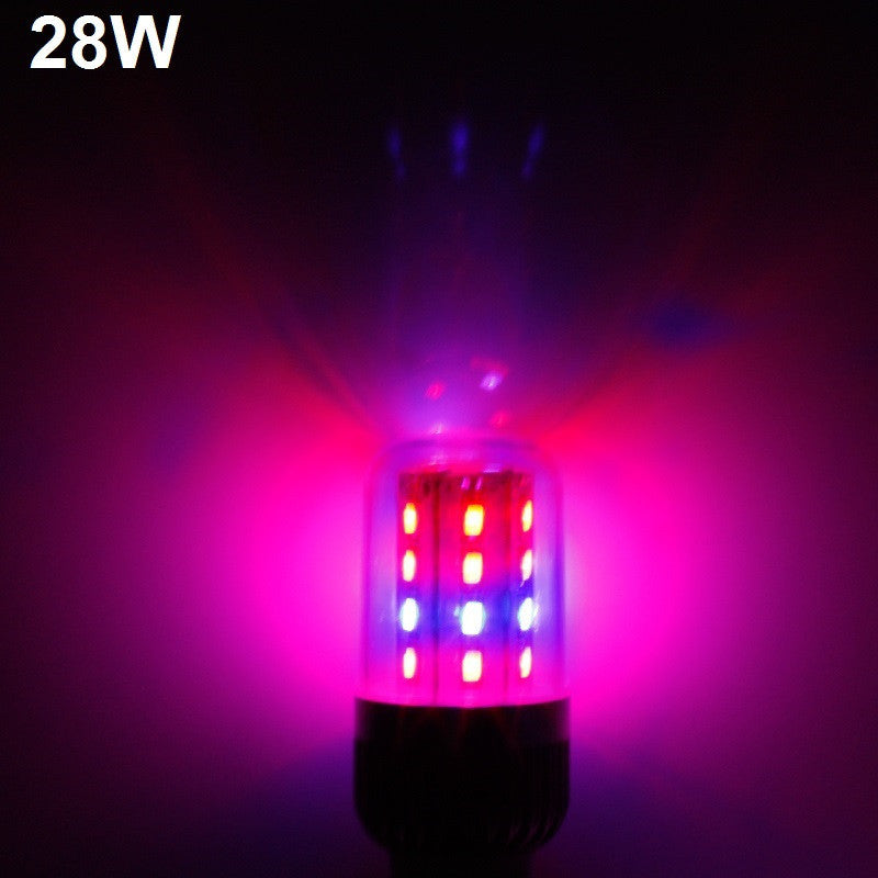 ZX 360 Degree 28W 54W 60W E27 LED Plant Grow Lamp Bulb Garden Greenhouse Plant Seedling Light