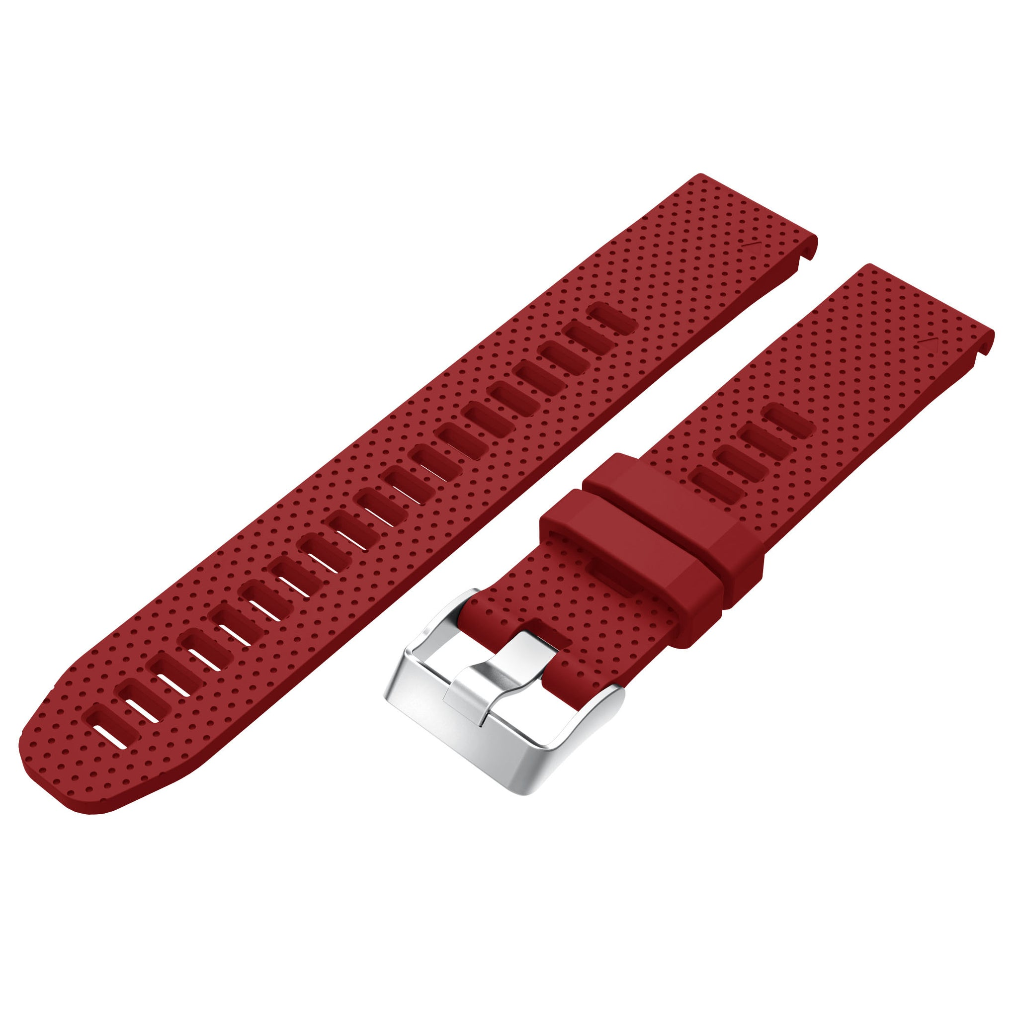 Garmin Fenix 5S 20mm Replacement Silicone Waterproof Quick Fit Watch Strap Wristband for Garmin Fenix 5S