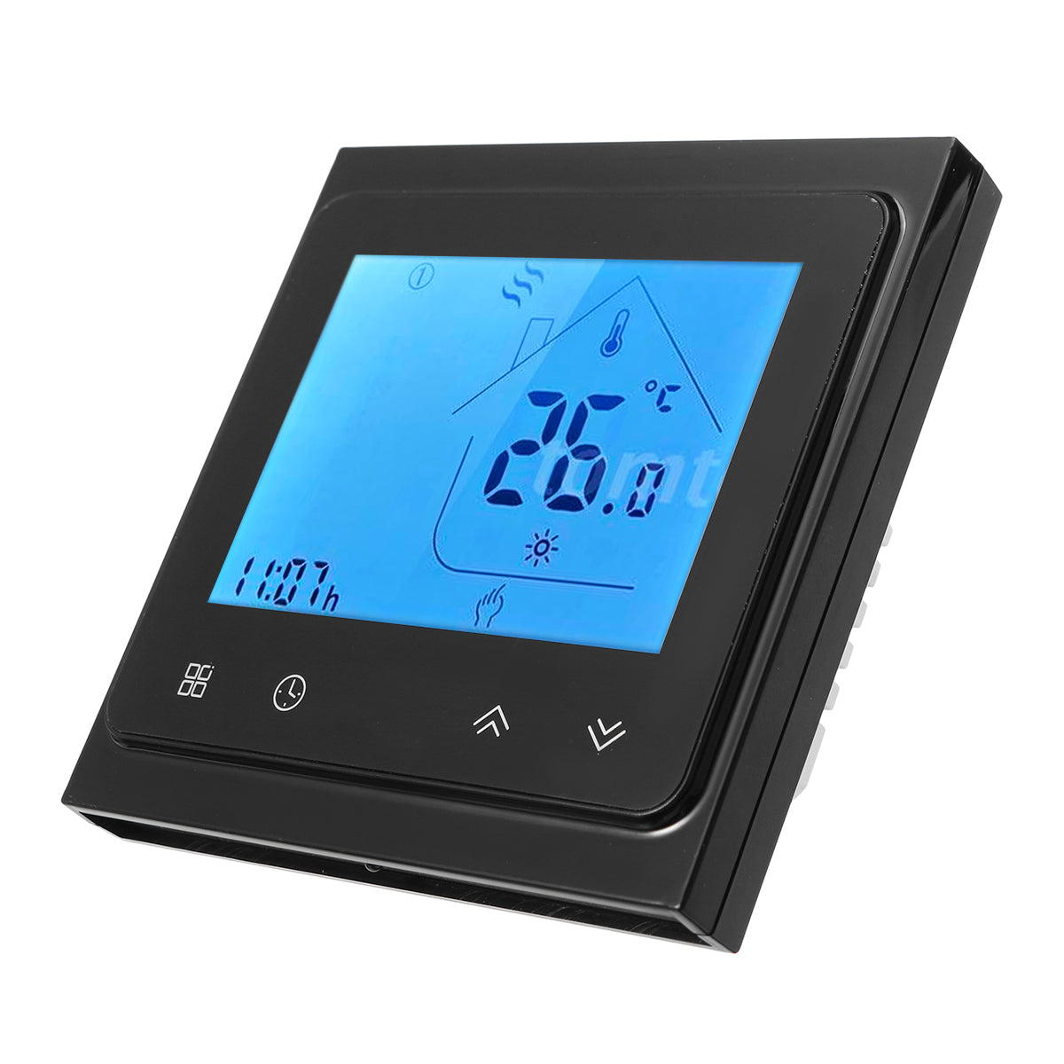 230V 16A Programmable Underfloor Heating Mat Thermostat Temperature Controller