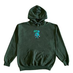 Forrest Green Peace Hoodie