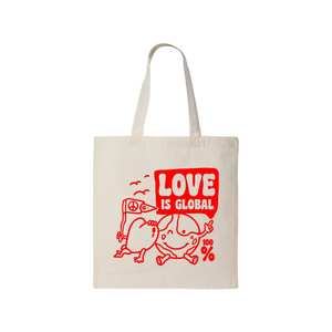 Love Is Global Tote