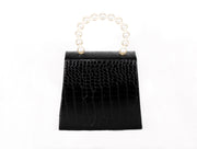 Pearl Handle Handbag