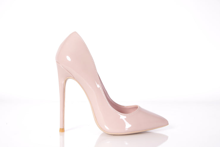 Classic Candace Nude Pointed Toe Pump - FINAL SALE