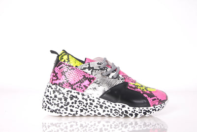 Janae- Vibrant Sneakers- FINAL SALE