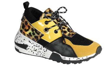 Bumblebee Sneaker from True 2 Size Shoes