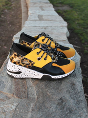 Tori Womens Sneakers - Bumblebee - FINAL SALE
