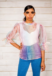 Such a Princess Iridescent Blouse
