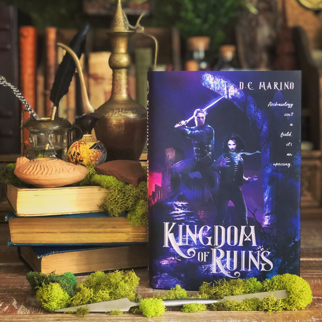 Kingdom of Ruins - Book One