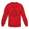 EOS Crewneck Sweatshirt - red
