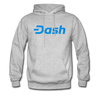 Dash Premium Hooded Pull-Over - heather gray