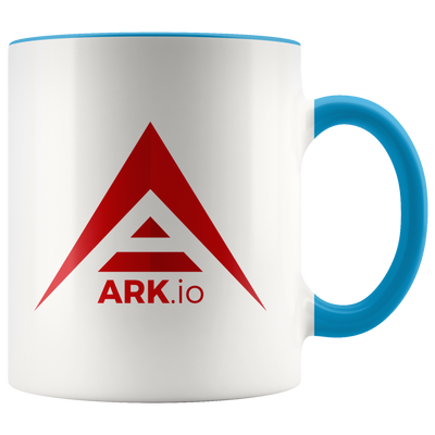 Ark Accent Mugs - Sticky Crypto