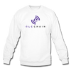 QLC Chain Crewneck Sweatshirt - white