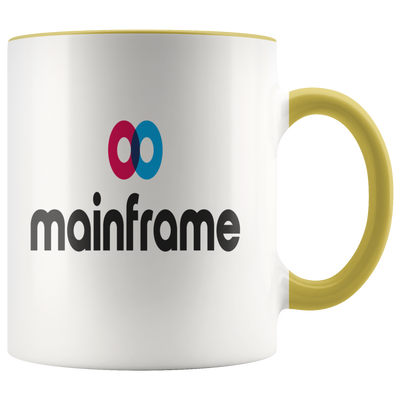 Mainframe Accent Mug