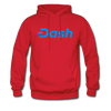 Dash Premium Hooded Pull-Over - red