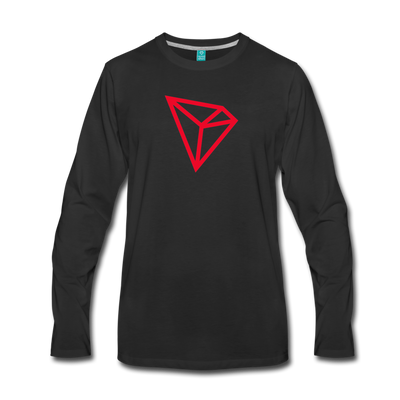 TRON Premium Long Sleeve - black