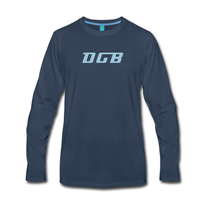 Digibyte Premium Long Sleeve - navy
