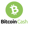 Bitcoin Cash Kiss Cut Stickers - Sticky Crypto