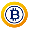 Bitcoin Gold Kiss Cut Stickers - Sticky Crypto