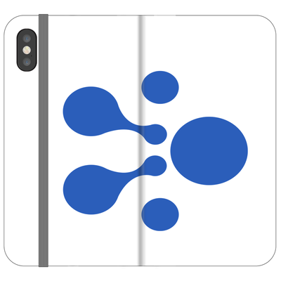 Aelf Phone Folio Case - Sticky Crypto