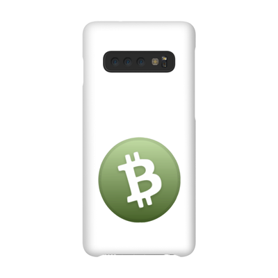 Bitcoin Cash Phone Case - Sticky Crypto