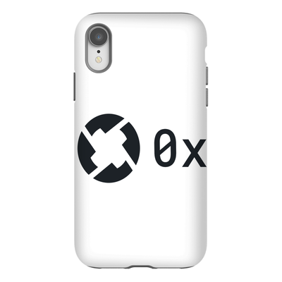 0x Phone Case - Sticky Crypto