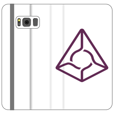 Augur Phone Folio Case - Sticky Crypto
