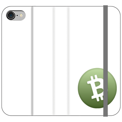 Bitcoin Cash Phone Folio Case - Sticky Crypto