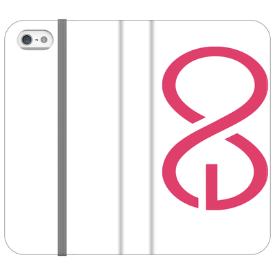Aeternity Phone Folio Case - Sticky Crypto
