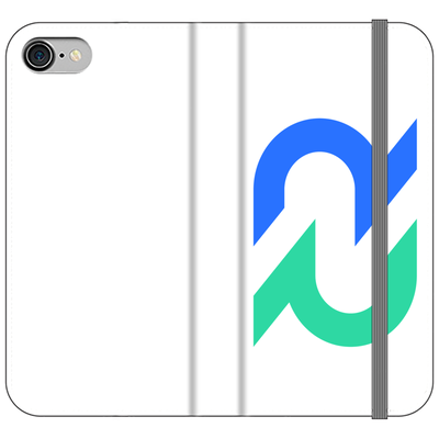 Decred Folio Phone Case - Sticky Crypto