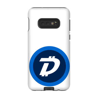 Digibyte Phone Case - Sticky Crypto